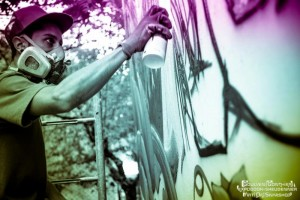 graffeur camping montpellier