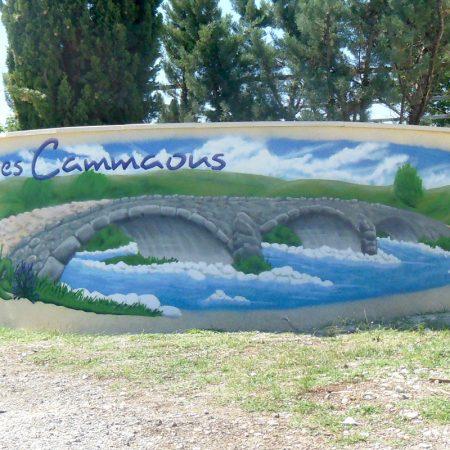 Le pont des Cammaous