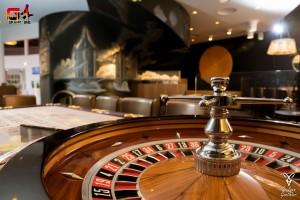 Réalisation d'une fresque au Casino Partouche dans le salon privé à la Grande Motte (34)