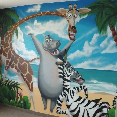 Chambre Madagascar