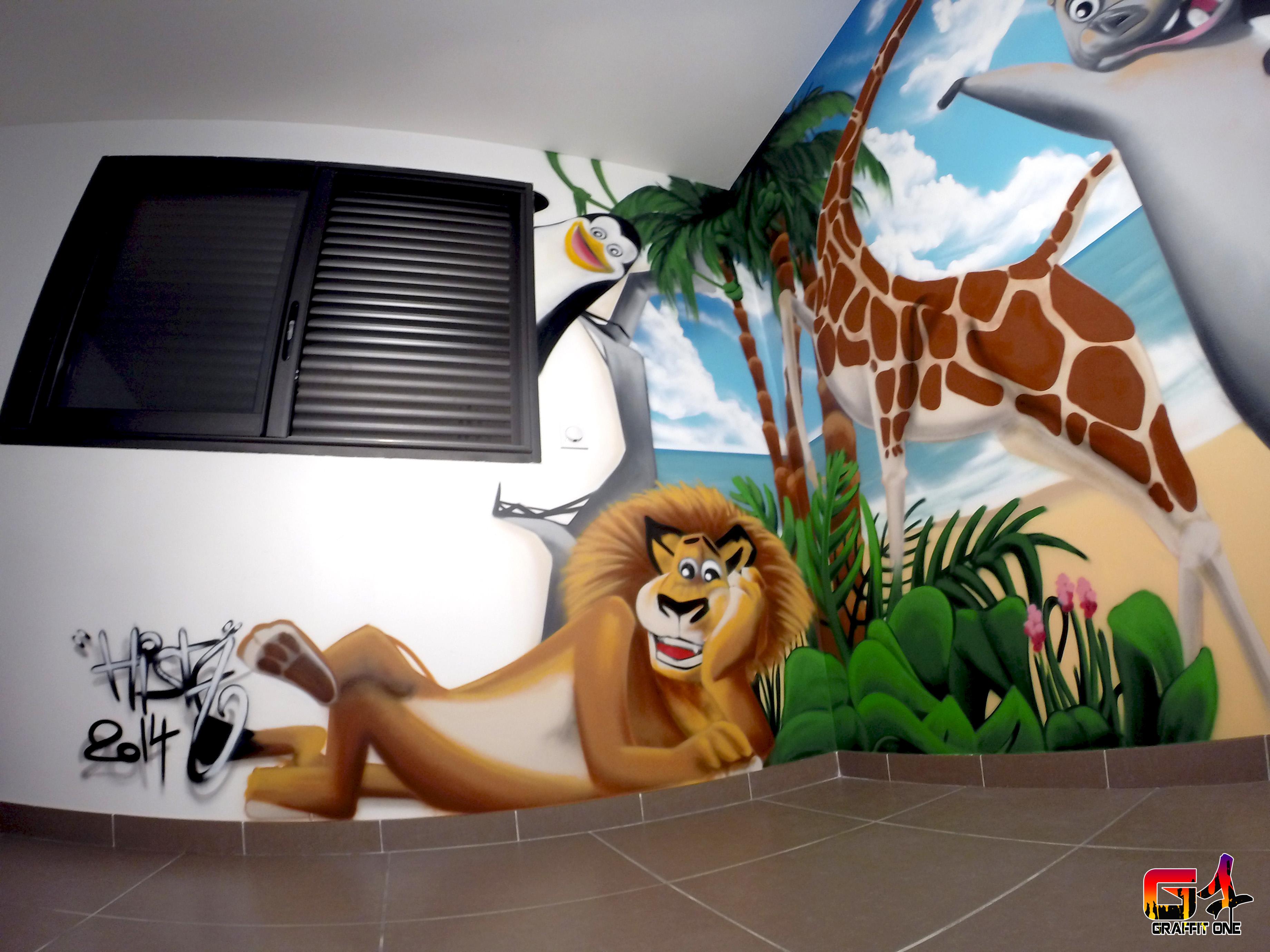 Décoration Chambres D enfants € L aérosol