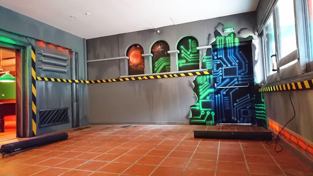graffeur professionnel arcade montpellier