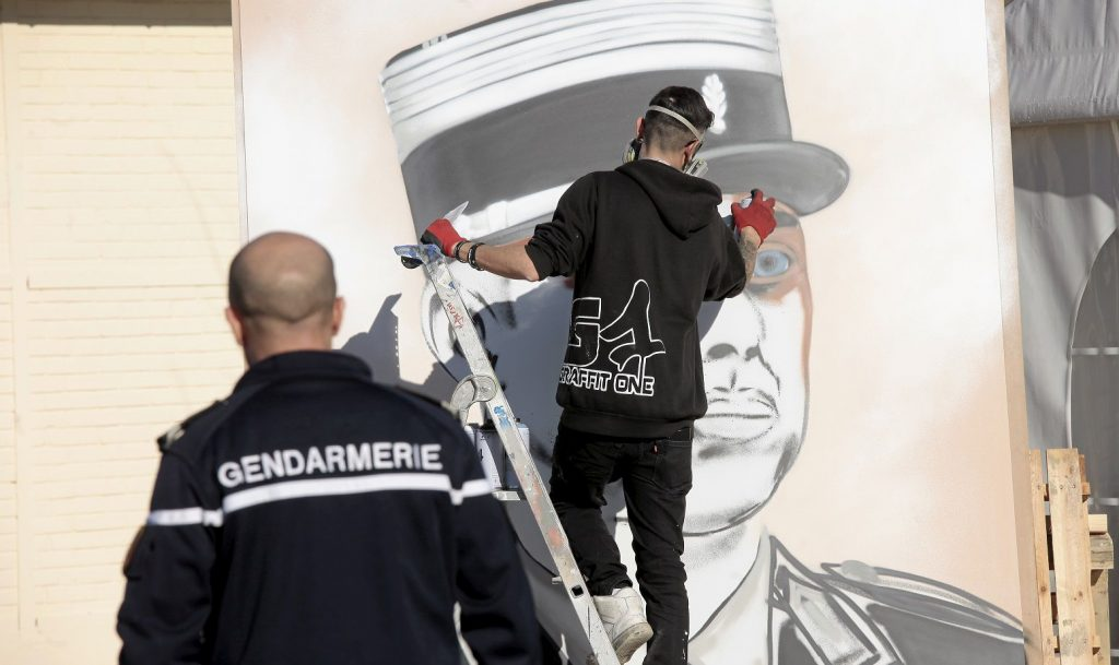graffiti live montpellier