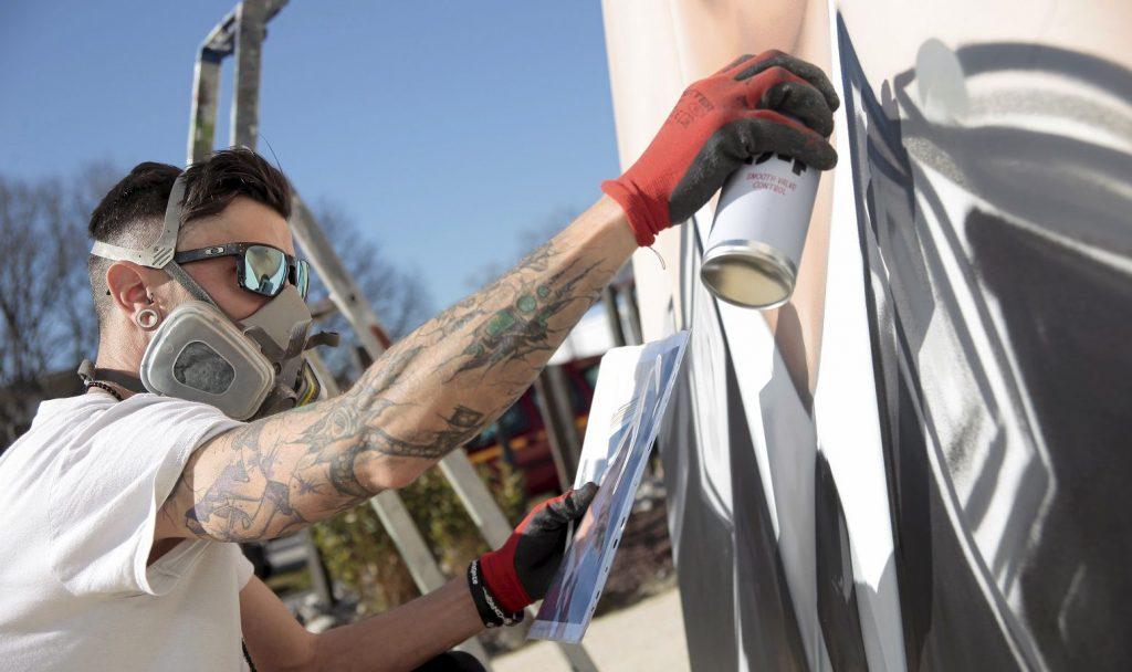 graffeur professionnel live montpellier