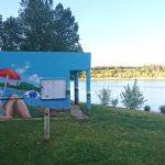 graffiti exterieur lac cres