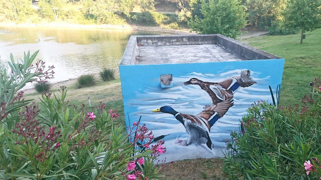 peintre graffiti cres