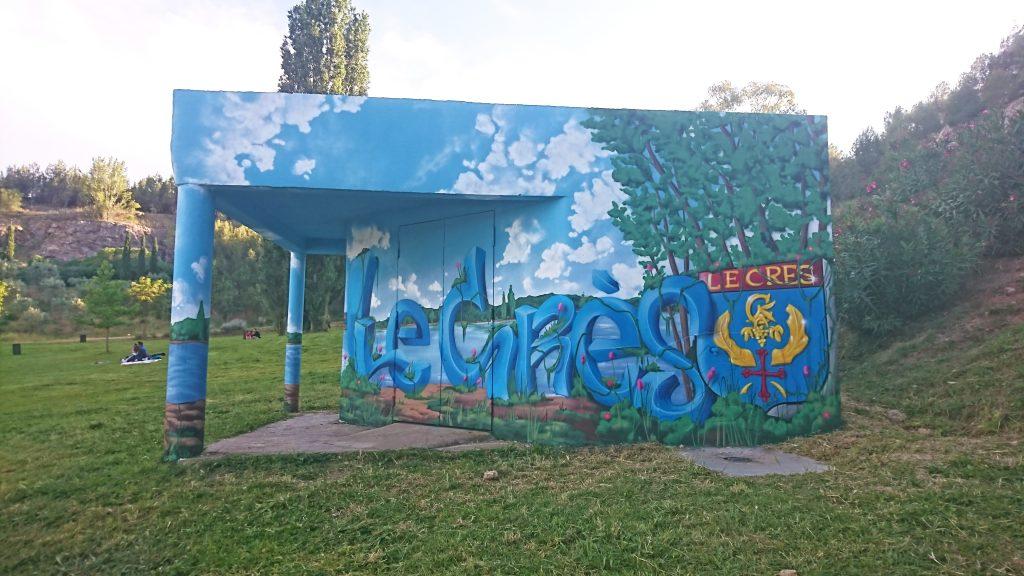 graffiti herault