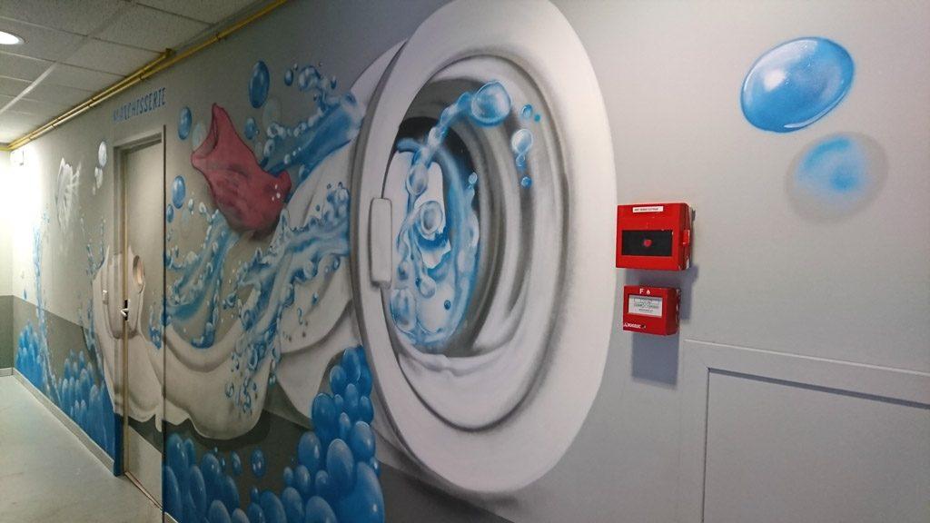 graffiti professionnel entreprise herault