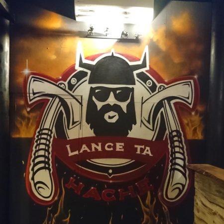 Lance Ta Hache