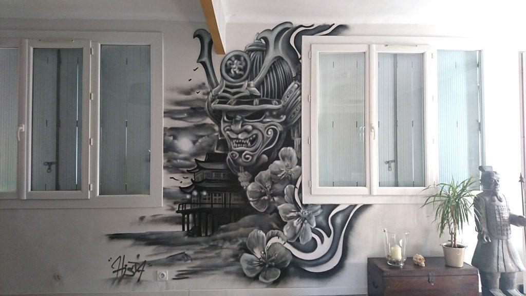 graffeur a domicile montpellier
