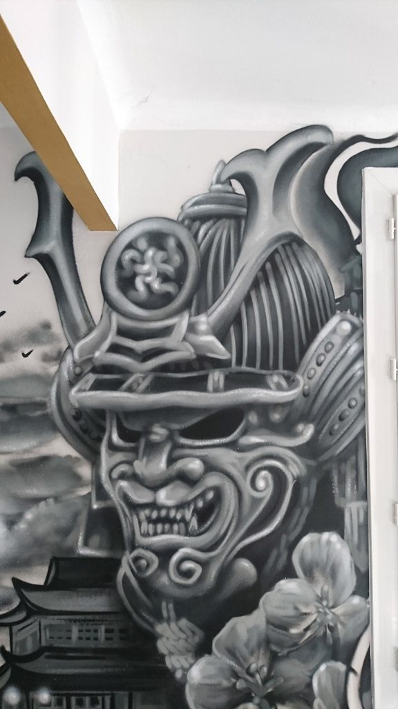 fresque murale particulier herault