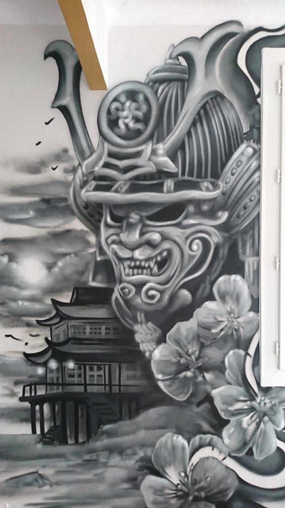 deco graffiti a domicile herault