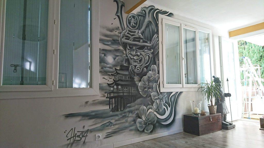 décoration murale maison montpellier