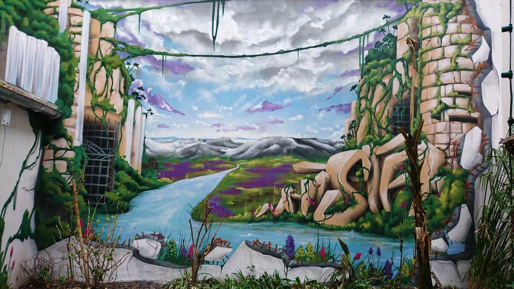 artiste street art montpellier